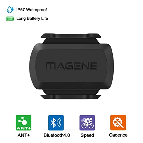 Bluetooth Wahoo RPM Cycling Speed and Cadence Sensor New ANT+