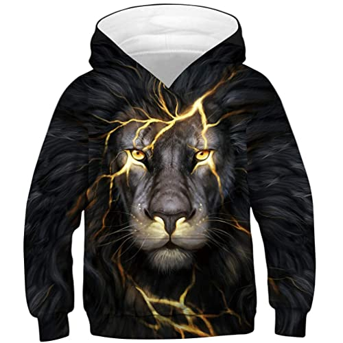 Unisex Dragon Logo Sweatshirts Fashion Hoodies Rave Clothing Hooded Pullover Front Pockets