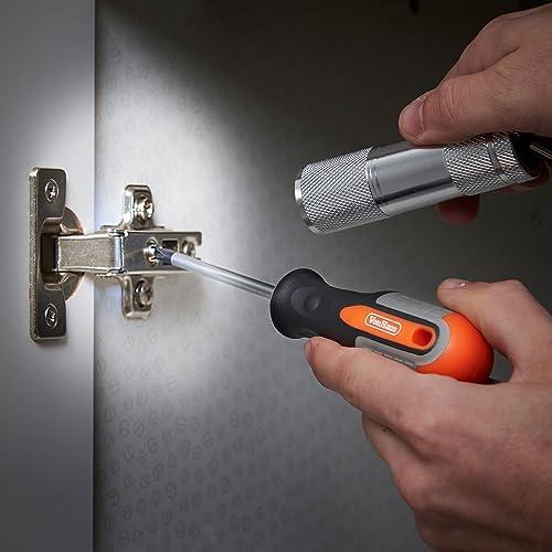 Combo Tool Kit with Tools /& Heavy Socket Set VonHaus 256pc Premium Hand Tool