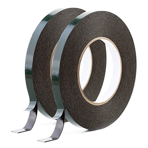 10mm or 19mm VHB Clear High Bond Acrylic Adhesive Double Sided Tape x 10M