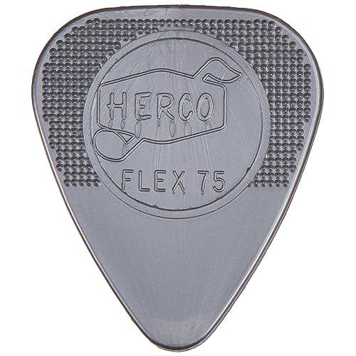 Herco Thumb Picks Various Colors 24 pc Heavy