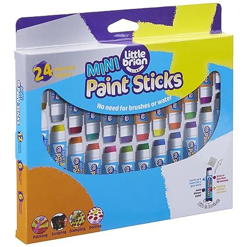 Little Brian Chalk Sticks Various LBCS05CA20 20 Assorted Colors
